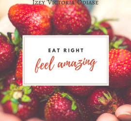eat right and feel amazing