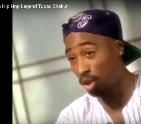 Success Tip from Hip Hop Legend Tupac Shakur