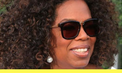 SUCCESS QUOTES BY OPRAH WINFREY