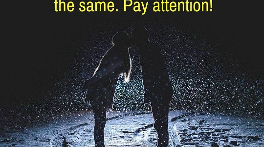 What people say they want and what they're drawn to, are usually NOT the same. Pay attention!