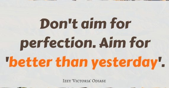 Empowering Quotes On Overcoming Perfectionism