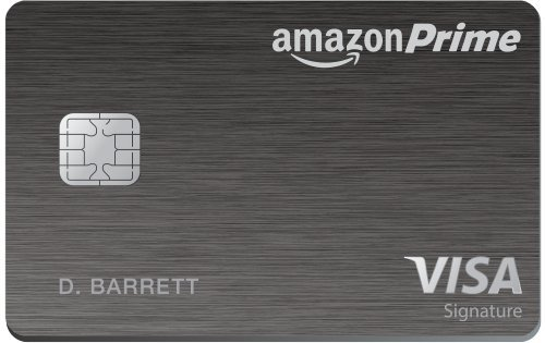 Chase Amazon Rewards Visa Signature Card