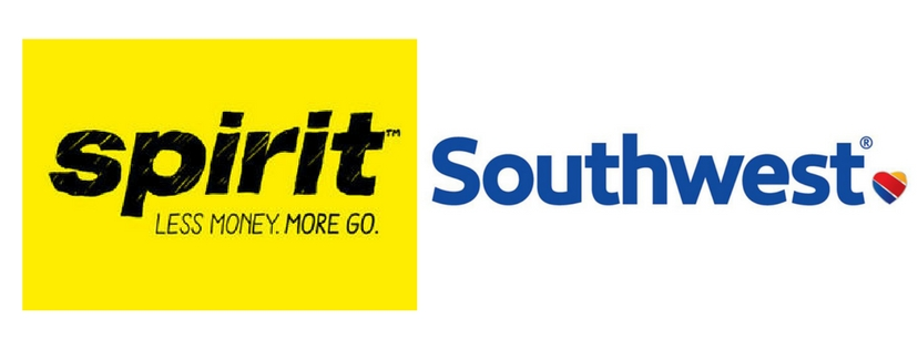 Spirit Airlines vs Southwest Airlines. Which is better_