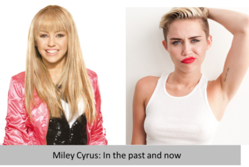 Celebrity Branding Strategy. The Re-branding of Miley Cyrus