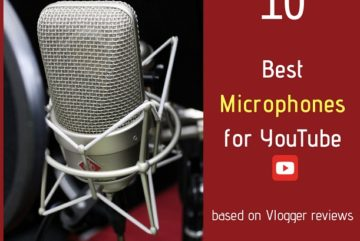 Best YouTube Microphones Based on Vlogger Reviews (Great Reviews)