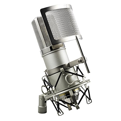 MXL V67G HE Heritage Edition Large Capsule Condenser Microphone